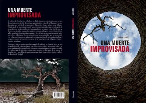 Una muerte improvisada cumple 1 año Vaughan libros - Juan Solo