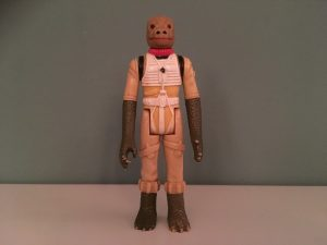 Bossk el trandoshano - ¿Por qué el batacazo de Han Solo? - Han solo: Una historia de Star Wars - Alden Echrenreich - Joonas Suotano - Chewbacca - Star Wars - Juan Solo