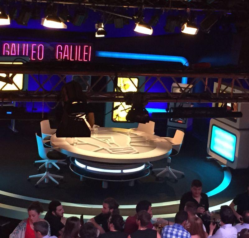 Ilustres Ignorantes: Javier Coronas, Javier Cansado, Pepe Colubi - Sala Galileo Galilei - Canal+