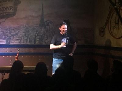 COMIKAZES - Iñaki Urrutia - Don Mauro - Flipy - Juan Solo - JJ Vaquero - Dan Feist - Estrella invitada Dan Feist de Wisconsin - Fresh Comedy - Beer Station
