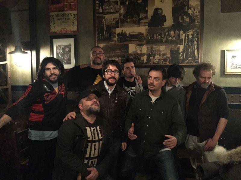Comikazes: Iñaki Urrutia, JJ Vaquero, Flipy, Juan Solo, Alfredo Díaz, Don Mauro, invitados especiales Álex Clavero y Luis Piedrahíta. Os esperamos en Beer Station