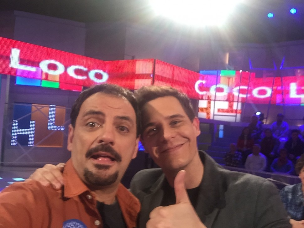 Juan Solo - Pasapalabra - Telecinco - Christian Gálvez - Mediaset - telecinco.es - Nieves Herrero - Chewbacca - Star Wars - Una muerte improvisada - Día del Libro