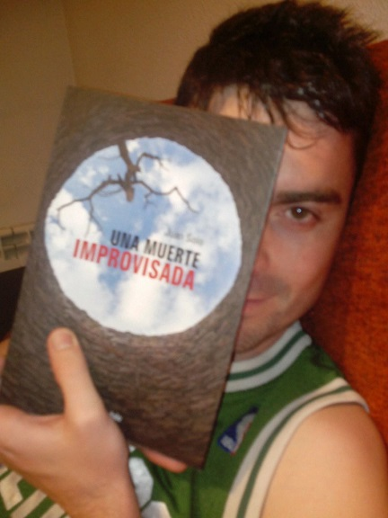 Álex Clavero - Una muerte improvisada - Juan Solo - Escritor - Novela Negra - JuanSolo.es - #JuanSolo