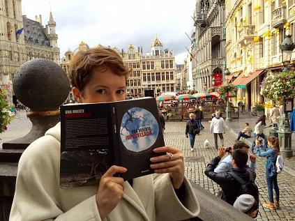 Celine Tyll - Bruselas - Bélgica - Una muerte improvisada - Juan Solo - Escritor - Novela Negra - JuanSolo.es - #JuanSolo