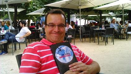 Enrique Campo de la Cadena COPE con Una muerte improvisada - Enrique Campo - Cadena COPE – Una muerte improvisada – Juan Solo – Juan Solo escritor – Novela negra – juansolo.es – #JuanSolo