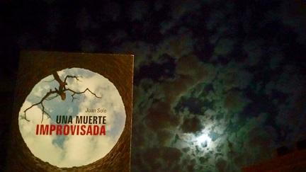 Una muerte improvisada en Madrid - Una muerte improvisada – Juan Solo – Juan Solo escritor – Novela negra – juansolo.es – #JuanSolo - Vaughan