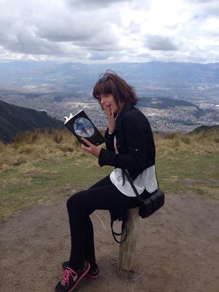 Una muerte improvisada en Ecuador - Volcán de Pichincha - Una muerte improvisada – Juan Solo – Juan Solo escritor – Novela negra – juansolo.es – #JuanSolo - Vaughan
