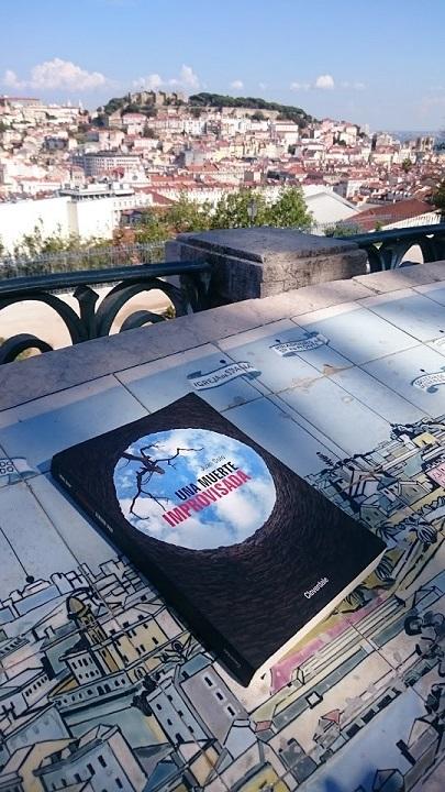 Una muerte improvisada en Lisboa - Portugal - Una muerte improvisada – Juan Solo – Juan Solo escritor – Novela negra – juansolo.es – #JuanSolo - Vaughan