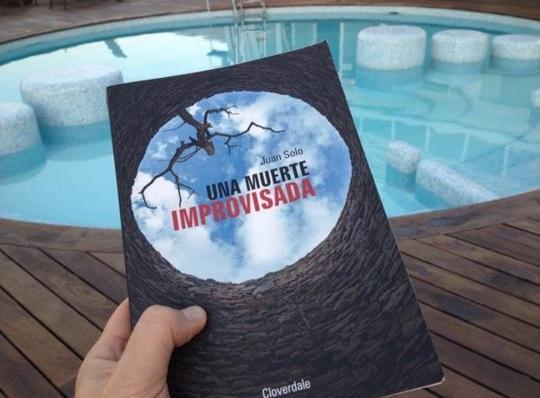 Una muerte improvisada en Valencia - Graduación del MIB de ISDI - Una muerte improvisada con MIBer - Álvaro García - ÁlvaroGP - Vaughan - Novela negra - Juan Solo - #JuanSolo - juansolo.es