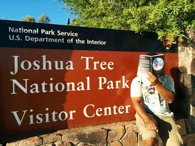 Una muerte improvisada en Joshua Tree National Park - Joshua Tree - Estados Unidos - Una muerte improvisada - Una muerte improvisada - Vaughan - Novela negra - Juan Solo - #JuanSolo - juansolo.es