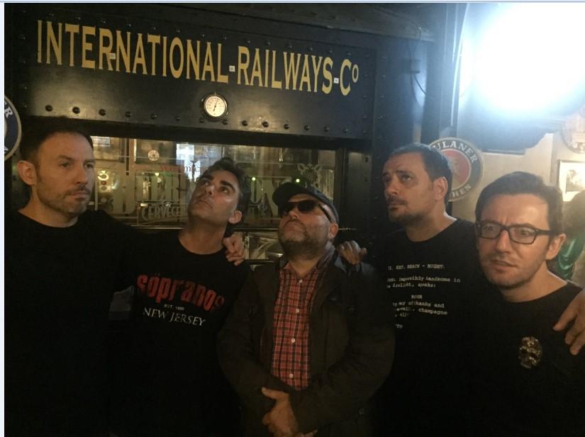 Comikazes en Beer Station - Estrellas invitadas José Andrés y David Navarro - Juan Solo - Iñaki Urrutia - Don Mauro - Flipy - Alfredo Díaz - JJ Vaquero - Beer Station