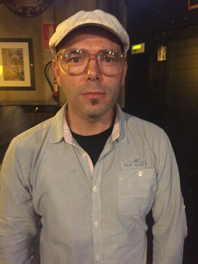 José Boto - Estrella invitada por los Comikazes en Beer Station - Juan Solo - JJ Vaquero - Iñaki Urrutia - Don Mauro - Flipy - Alfredo Díaz