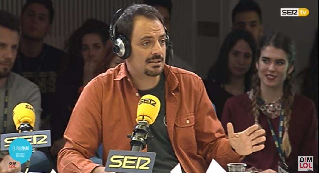 Juan Solo - Director de El palomar en la Cadena SER - una muerte improvisada