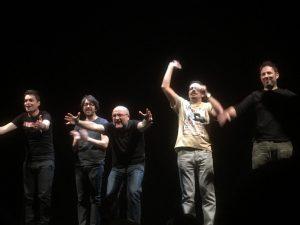 Ha llegado la hora de Comikazes - Comikazes on tour - Comikazes por España - Comikazes Teatro Cofidis Alcázar - Comikazes - Juan Solo - Iñaki Urrutia - Alfredo Díaz - Flipy - Don Mauro - JJ Vaquero