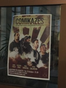Comikazes en Albacete - La Gira de los Comikazes - Morirán con las risas puestas - Comikazes - Juan Solo - Don Mauro - Alfredo Díaz - Paco Calavera - Albacete - Auditorio de Albacete