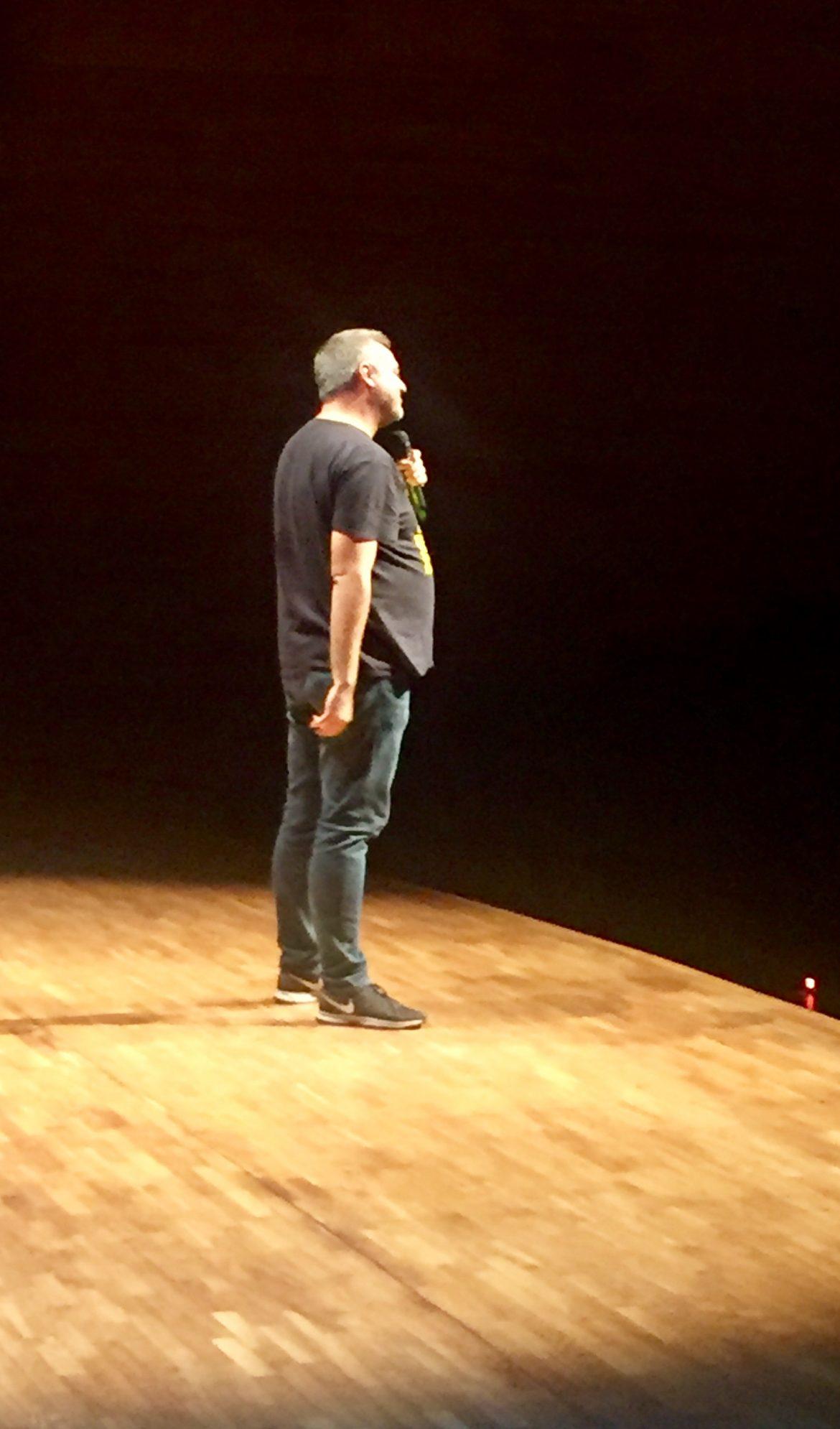 Comikazes en Albacete - La Gira de los Comikazes - Morirán con las risas puestas - Comikazes - Juan Solo - Iñaki Urrutia - Alfredo Díaz - Paco Calavera - Albacete - Auditorio de Albacete - Banzai