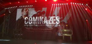 La Gira de los Comikazes - Morirán con las risas puestas - Comikazes - Juan Solo - Iñaki Urrutia - Alfredo Díaz - Paco Calavera - Murcia - Sala REM - Sala REM en Murcia - Banzai