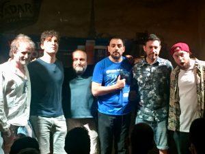 Comikazes - Debut de Fredy Beats recién llegado de Londres - Luis Álvaro - Alfredo Díaz - Juan Solo - Iñaki Urrutia - Fredy Beats - Beer Station - Banzai - Monólogos