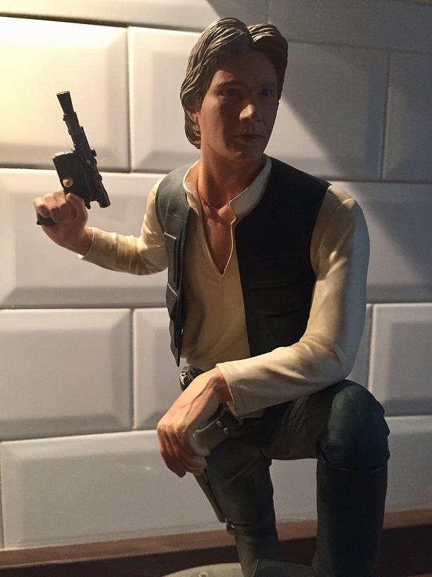 ¿Por qué el batacazo de Han Solo? - Han solo: Una historia de Star Wars - Alden Echrenreich - Joonas Suotano - Chewbacca - Star Wars - Juan Solo