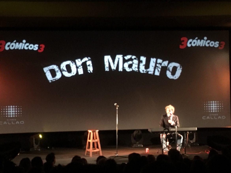 3 cómicos 3 - Cines Callao + Beer Station - Don Mauro - Dani Fontecha - Paco Calavera - José Andrés - Raúl Massana - Juan Solo - Maru Candel - Monólogos en Madrid