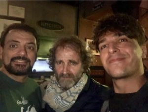 Comikazes - Don Mauro - Luis Álvaro y Juan Solo - Beer Station - Cuarta temporada de Comikazes