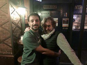 Comikazes - Don Mauro y Juan Solo - Beer Station - Cuarta temporada de Comikazes
