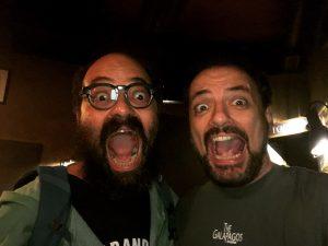 Cuarta temporada de Comikazes - Comikazes - Juan Solo - Ignatius - Beer Station