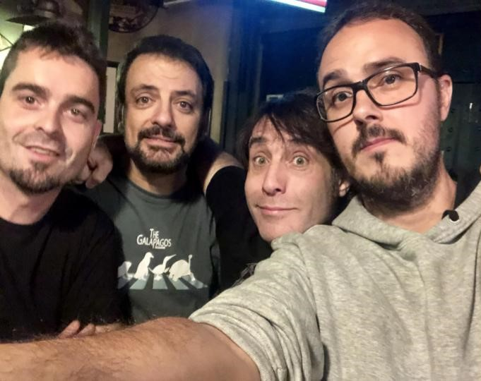 Cuarta temporada de Comikazes - Comikazes - Juan Solo - Marcos Mas - Álex Clavero - Diego Arjona - Beer Station