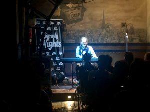 Comikazes mas internacionales que nunca - Juan Solo - Don Mauro - Luis Álvaro - Daniela Padrón - Chuly Paniagua - Beer Station