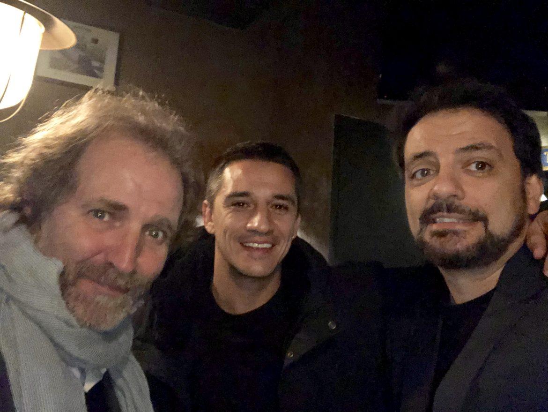 """Bautizo de """"Nene"""" con los Comikazes. También vino Juan Aroca y, por supuesto, Don mauro y Juan Solo - Comikazes - Beer Station"""