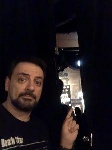 Álex Clavero con los Comikazes en Beer Station - Álex Clavero - Iggi Rubin - Álex Clavero - Luis Álvaro - Juan Solo - Don Mauro - Iñaki Urrutia - Comikazes