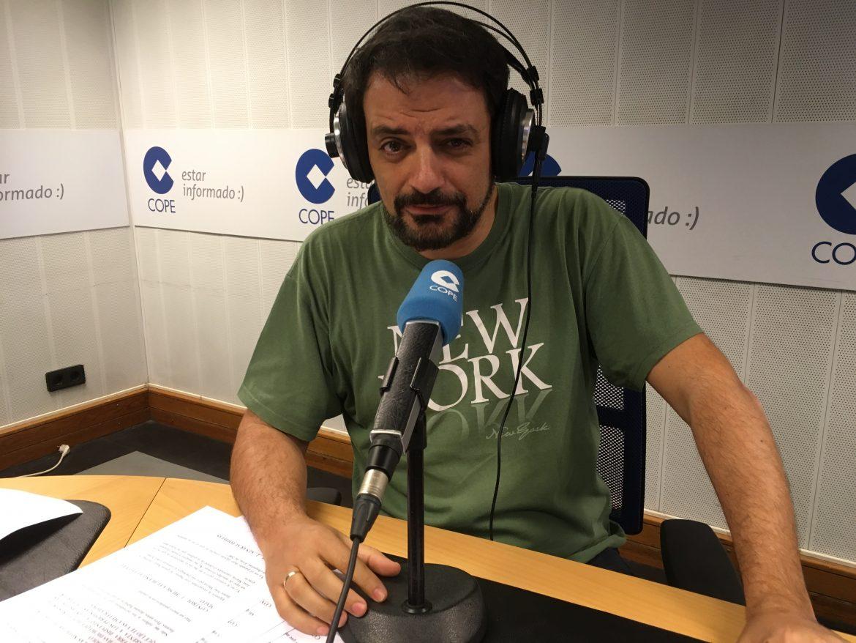 Juan Solo es El hombre que sabía demasiado poco en La Tarde de COPE de la Cadena COPE con Fernando de Haro y Pilar Cisneros