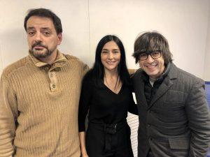Juan Solo es El hombre que sabía demasiado poco en La Tarde de COPE de la Cadena COPE con Fernando de Haro y Pilar Cisneros con Luis Piedrahita