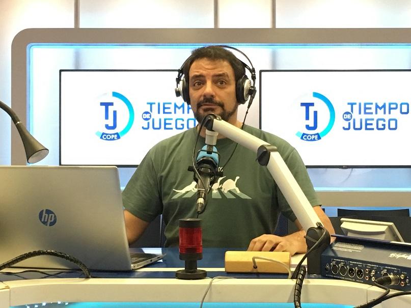 Juan Solo es El hombre que sabía demasiado poco en La Tarde de COPE con Fernando de Haro y Pilar Cisneros - Cadena COPE - Juan Solo