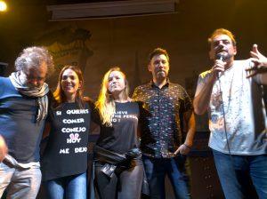 Comikazes - Estreno de Nerea Garmendia con los Comikazes - Bianca Kovacs - Don Mauro - Iñaki Urrutia - Juan Solo - Beer Station