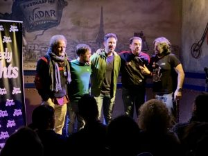 Comikazes en Beer Station - Monólogos en Madrid - Juan Solo - JJ Vaquero - Iñaki Urrutia - Don Mauro - Richard Salamanca