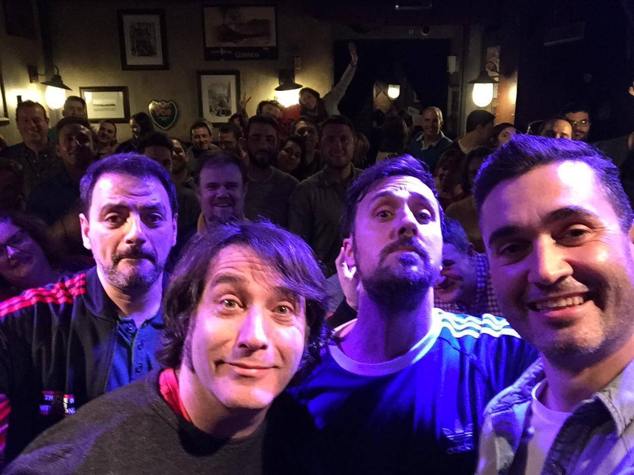 Comikazes - Karim - Richard Salamanca - Juan Solo - Empezamos 2020 con un NO HAY BILLETES - Beer Station - Monólogos en Madrid