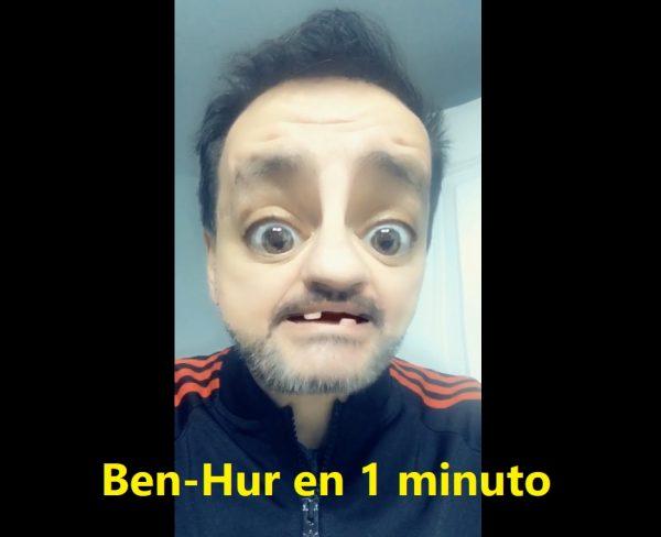 El hijo de Babu Frik te explica el cine épico en 1 minuto - El crítico de cine youtuber e influencer del momento - Juan Solo - El cine en 1 minuto - Cine explicado en Youtube