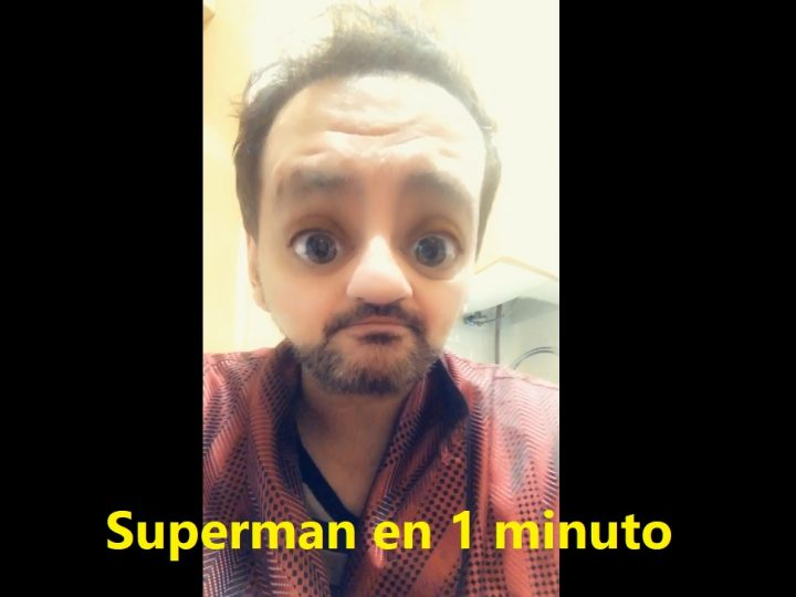 El cine en 1 minuto: Películas de superhéroes explicadas en Youtube