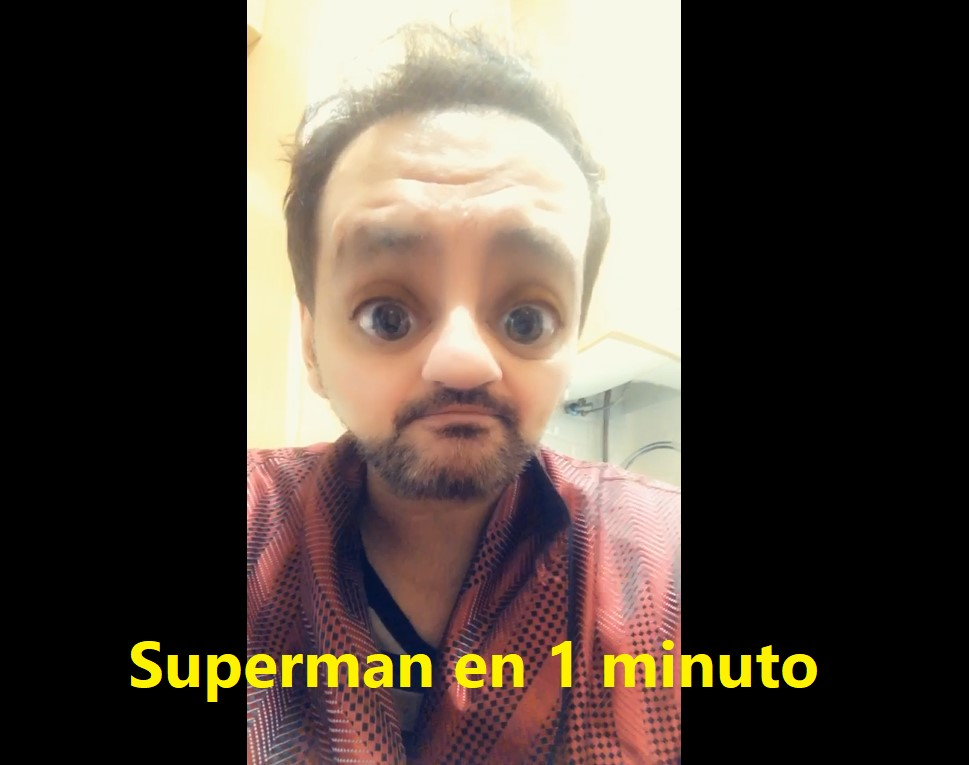 El hijo de Babu Frik te explica las películas de superhéroes en 1 minuto - El crítico de cine youtuber e influencer del momento - Juan Solo - El cine en 1 minuto - Cine explicado en Youtube